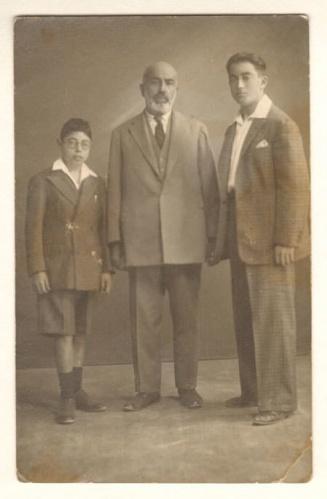 Mehmet Akif ve oğulları