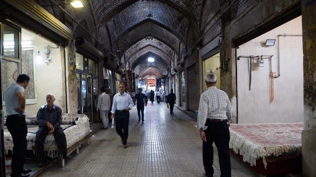İran`ın meşhur el dokuma halısının ABD yaptırımlarından en fazla etkilenen ürünlerden biri olması nedeniyle bu alanda önemli küçülme yaşandı.