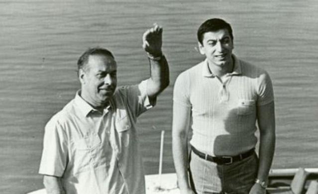 Azerbaycan tarihine damga vuran Aliyev ailesinin üyeleri ve arşivden çıkan aile fotoğrafları sizin için derledik...