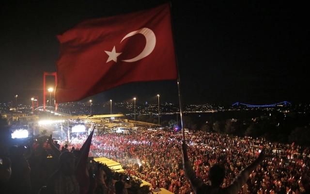15 Temmuz Destanı sadece Türkiye'de değil yurtdışında da hatırlanıyor.  İşte o etkinliklerden bazıları.