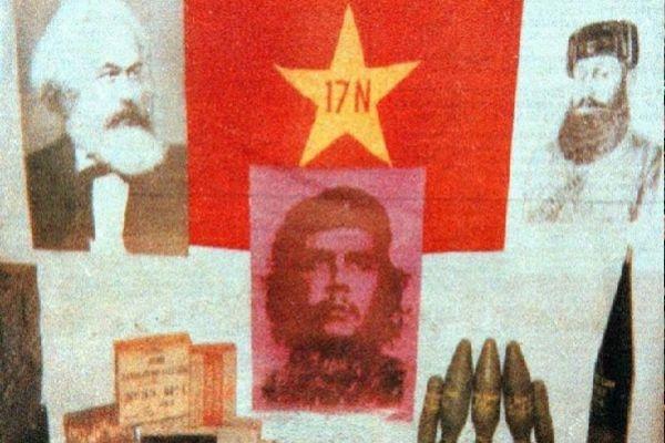17 Kasım Devrimci Örgütü, kısaca 17N veya N17 olarak da anılır. Türkçe 17 Kasım Örgütü olarak da telaffuz edilmektedir. Örgüt Marksist-Leninist çizgide olup 1973 yılında kurulmuştur, 2002 yılında tutuklanmalar ve üyeleri hakkındaki davalarla birlikte örgütün dağıldığı düşünülmektedir. ABD hedeflerine ve Yunan hükûmet binalarına saldırılar düzenlemesiyle adını duyurmuştur.