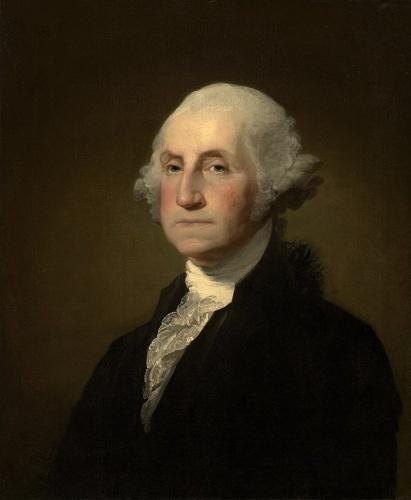 George Washington (22 Şubat 1732 Westmoreland, Virginia - 14 Aralık 1799), Amerikan Bağımsızlık Savaşı'nda Kıta Ordusu'nun başkomutanı ve ABD'nin ilk başkanı.  ABD'nin bağımsızlık savaşında önemli rol oynadığı için, ülkesinde tarihinin en önemli şahıslarından biri olarak sayılır. Amerikan başkanlık kurumunu şekillendirdi ve iki dönem, sekiz yıl sonra üçüncü dönem başkanlıktan vazgeçerek ülkesinde bir gelenek yarattı (Bu gelenek Franklin D. Roosevelt'e kadar devam etti, sonra anayasalaştı). Washington, hakkında en çok eser yazılan ilk 100 kişi listesinde 16. sırada yer almaktadır.
