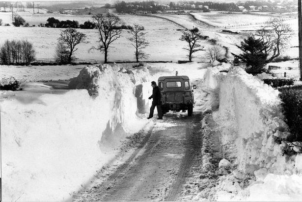 Birleşik Krallık'de tarihin en düşük sıcaklığı 1982'de tekrar edildi.