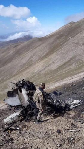 Düşen uçaklar Ermenistan komuta kademesi tarafından kendi halkından gizlendi.