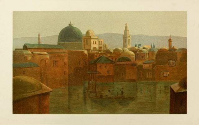 Osmanlılar 28 Aralık 1516'da Sinan Paşa önderliğinde, Yavuz Sultan Selim'in Mısır Seferinde Kudüs'e girdiler.