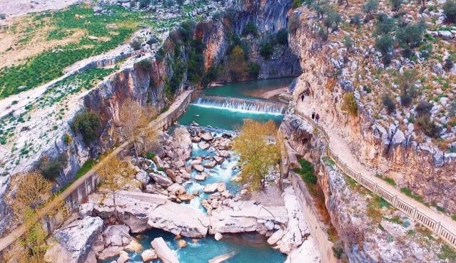 Kapıkaya Kanyonu, Adana'nın gizli kalmış güzelliklerinden...