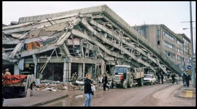 12 Kasım 1999 Düzce depremi'nin 19. yılı.
