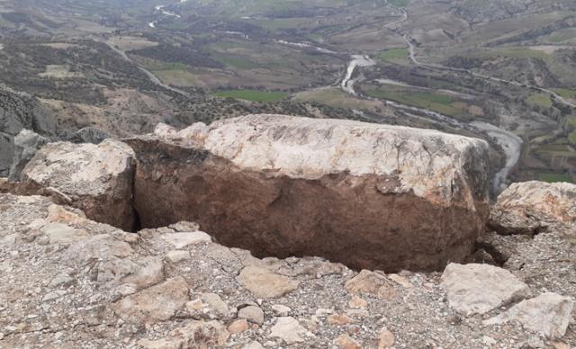 Arsemia Ören Yeri deprem sonrası ziyaretçilere kapatıldı