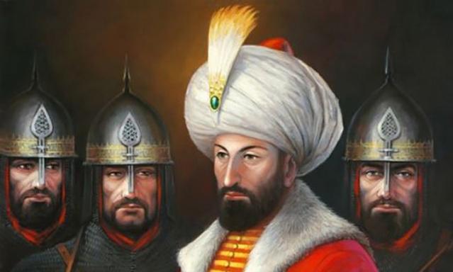 """Osmanlı ordusunda yer alan ve tahminlere göre yeniçerilere hizmet veren bir mevkide olan Konstantin Mihailoviç'in hatıratından aktarıldığına göre; """" … biz bu şekilde Trabzon bölgesinde bir dağa ulaştık. Bu dağdan aşağıya inen yol oldukça bozulmuş ve düşen ağaçlar tarafından kapatılmıştı. Fatih'in kendisine ait yüz adet arabası vardı."""