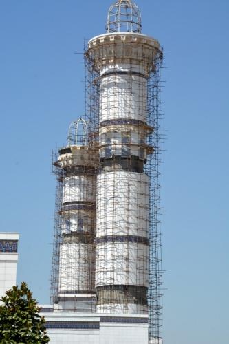 Proje mühendisi Halimcan Ustozoda, AA muhabirine yaptığı açıklamada, inşaatın tamamlanmasının ardından caminin Tacikistan'ın en güzel mimari yapılarından biri ve ülkede bağımsızlık yıllarında kurulan en büyük ve en güzel cami olacağını vurguladı.