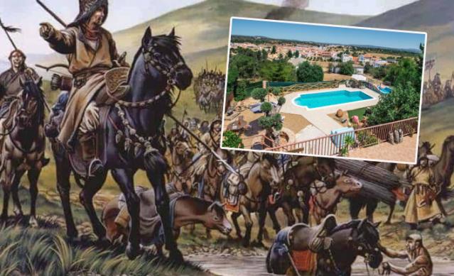 İtalya'daki Türk köyü Moena'nın ardından ilgi çeken bir köy hikayesi de Portekiz'de ortaya çıktı.