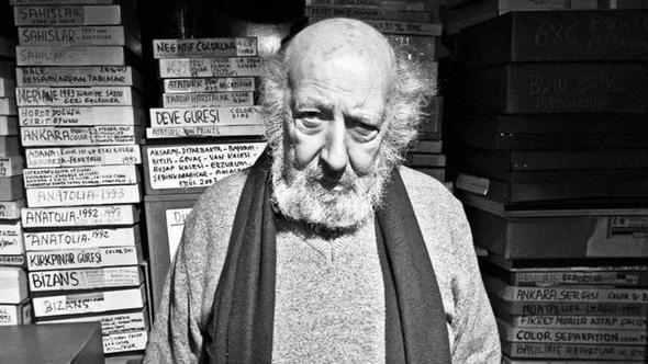 Ara Güler Türkiye'nin en ünlü foto muhabirlerinden biriydi