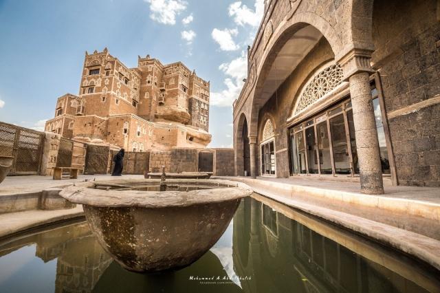 Dar el-Hacer, Yemen'de Sana'a yakınlarındaki Wadi Dhar'da bulunan bir kraliyet sarayıdır. Yemen hükümdarı Yahya Muhammed Hamid ed-Din'in evi idi. Bir kayanın tepesindeki bina yaz tatili olarak inşa edilmiştir.
