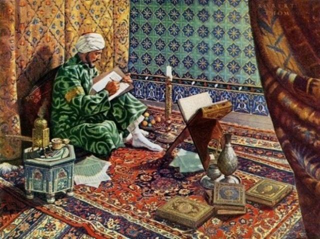 1378 sonbaharı biterken ulaştığı Tunus'ta kısa sürede memuriyet alarak kadılık postuna oturdu ve yeniden kendisini inzivaya çekilmeye iten hile ve kıskançlık girdabının içinde buldu. İlmini ve güce kolay ulaşabilmesini kıskananlar bu durumdan hoşnut değildi. Muhtemelen meslektaşları İbn Haldun'u fazla zeki buluyorlar ve bilgisinin genişliğinin farkındalardı. Hafsi sarayındaki sadakatini ve emellerini sorgulayan kıskanç rakipleri çok da haksız olmayabilirdi. Bu ithamlara karşılık İbn Haldun kitabını Ebu'l-Abbas'a ithaf etme kararı almıştı ama yine de karalamalardan kurtulamamıştı. Entrika kılıcını hisseden İbn Haldun, saraydan kaçmak için bir plan yaptı ve hacca gitmek için sultandan izin istedi. İbn Haldun 1383 yılında İskenderiye limanına çıkmıştı.