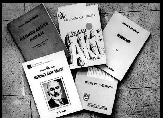 1960'lı yıllarda Akif'le ilgili yayınlar