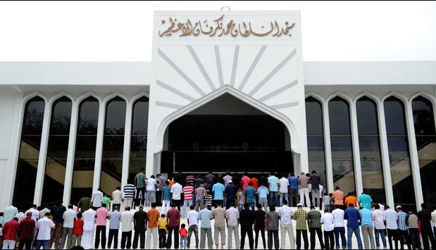 Maldivler Müslümanları