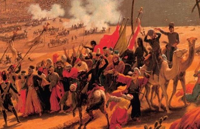 """Ebu Hammu, Ebu Zeyyan ve Ebu'l-Abbas birbirleriyle kapışırken, dik başlı yeni Marini idarecisi Abdülaziz, Marini ve Ziyani hudutlarındaki muharebelerden ötürü çok hiddetlenmişti. Abdulaziz Ziyani başkenti Tilimsan'a yönelirken İbn Haldun Tilimsan limanında gemi bekliyordu ama gideceğinden ümitsizdi. Kabilelere temsilcilik yapmakla ün salmış olan İbn Haldun'u hizmetine girmesine ikna edemeyeceğini bilen Abdulaziz, bir grup askerle kendisini zorla hizmetine alacaktı. Abdulaziz'e itiraz eden İbn Haldun serbest kalır kalmaz, """"Dünyadan vazgeçmek ve kendini ilme adamak"""" amacıyla mutasavvıf Ebu Medyen'in türbesine sığındı."""