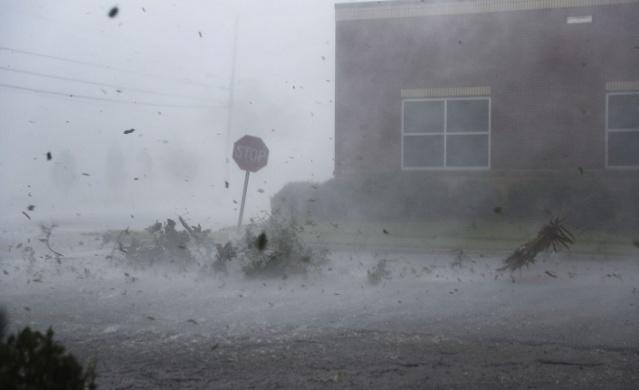 ABD Florence'den sonra Michael Kasırgası felaketini yaşıyor