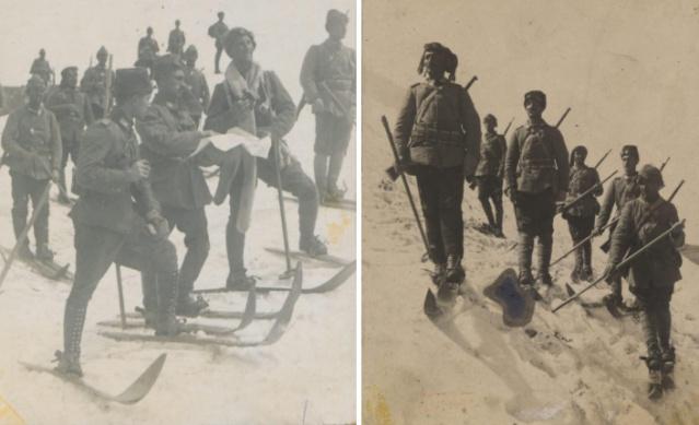 Milli Savunma Bakanlığı, 1915'te Sarıkamış Harekatı'na katılan Türk askerlerinin tarihi fotoğraflarını yayımladı.  İşte o fotoğraflar...