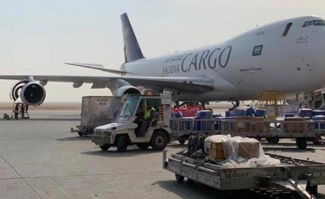 Sel felaketine maruz kalan Sudan'a Suudi Arabistan tarafından gönderilen iki yardım uçağı Pazartesi günü ülkeye iniş yaptı.
