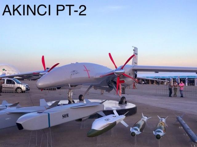 World Drone Cup kapsamında birçok ülkeden yarışmacıyı ağırlayacak festivalde, savaşan İHA gösteri uçuşları yapılacak.