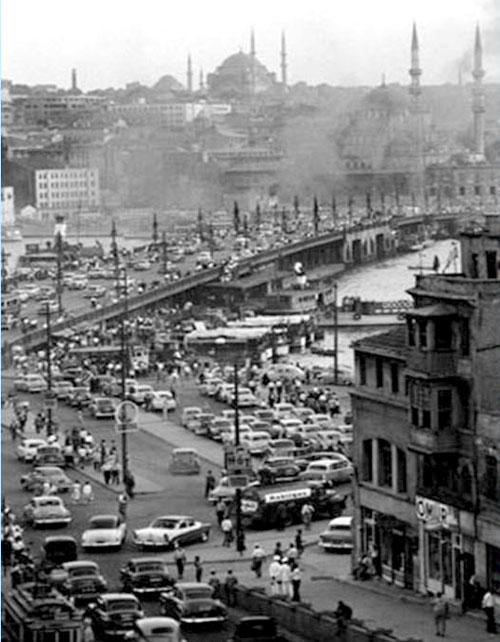 Ara Güler'den 1950-60'lı yılların İstanbul'u