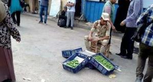 Mısır askerinin gerçek yüzü