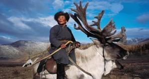 Ren geyiği çobanı Türk kabilesi: Dukhalar