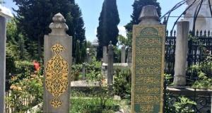 Fatih Camii Haziresi'ne en son kimler defnedildi?