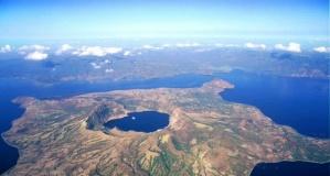 Ada içinde ada..Vulcan Point Adası