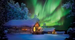 Finlandiya'nın beyaz geceleri
