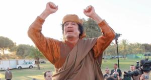 Muammer Kaddafi'nin ölüm yıldönümü