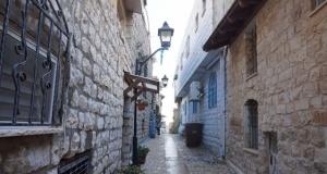 Kudüs sokakları