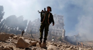Yemen'de savaşın izleri
