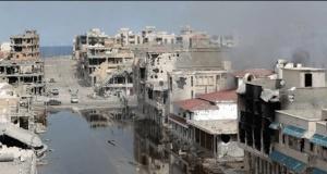 Hayalet şehir Sirte