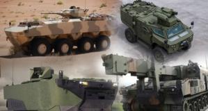Türk firmaların ürettiği zırhlı araçlar