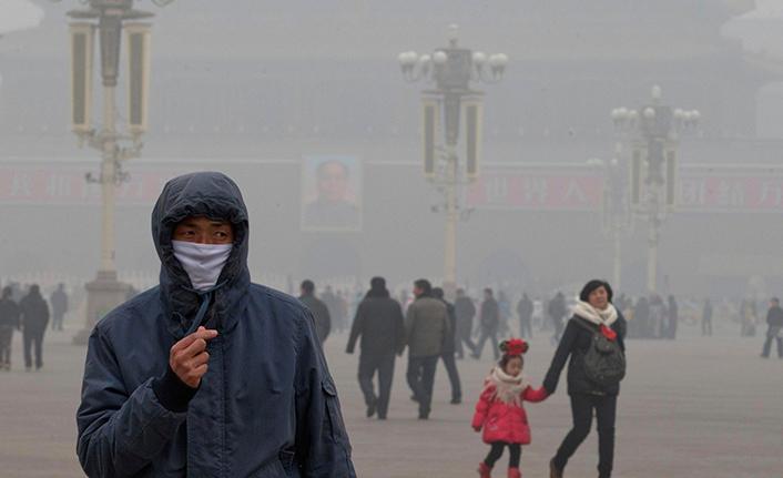Dünya'yı en çok Çin zehirliyor