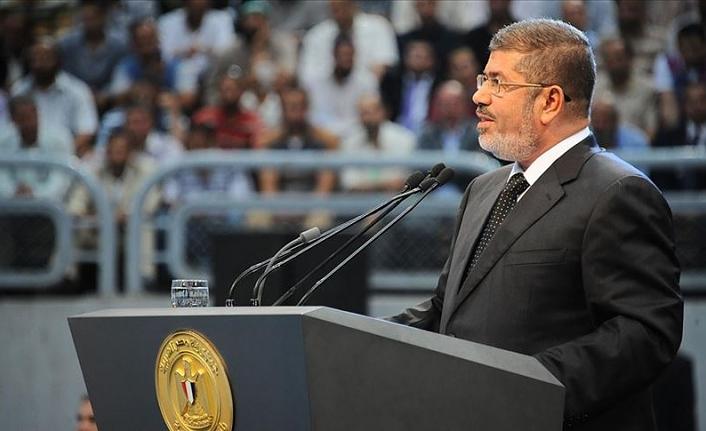 Mursi darbeye karşı adalet ve özgürlük çağrısı yapmıştı