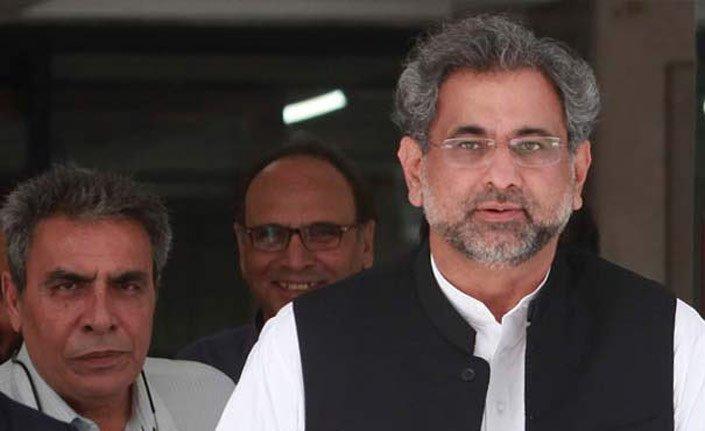 Eski Pakistan Başbakanı Abbasi'ye 13 gün hapis