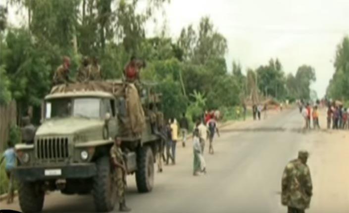 Etiyopya'nın Güney eyaletinde güvenliği ordu devraldı