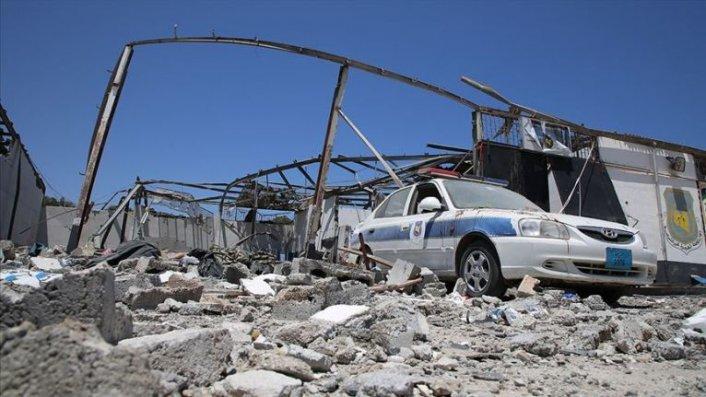 Serrac'tan BM denetiminde siyasi çözüm çağrısı