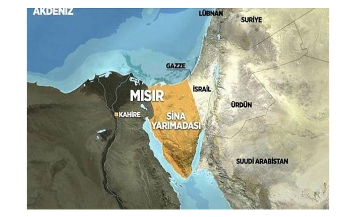 Sina Yarımadası'nda intihar saldırısı
