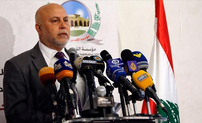 'Arap ülkeleri, Filistin davası ve Mescid-i Aksa'yla yeterince ilgilenmedi'