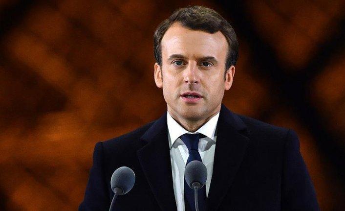 Macron'a İran görevi verildi