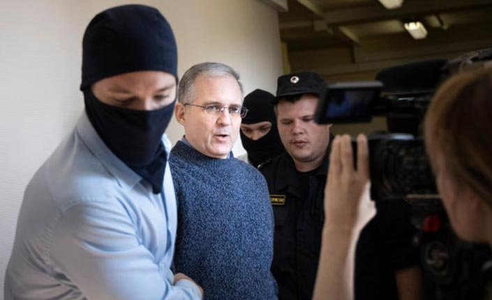 Rusya'da casuslukla suçlanan ABD'li iki ay daha içerde kalacak