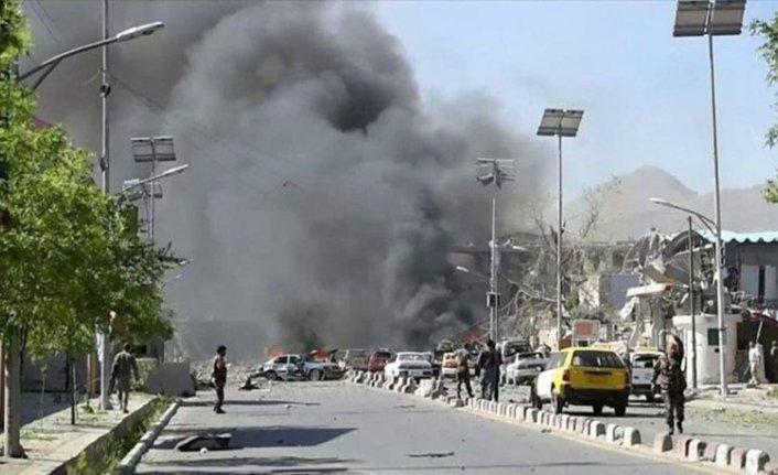 Afganistan'da havan mermisi patladı: 1 ölü, 8 yaralı