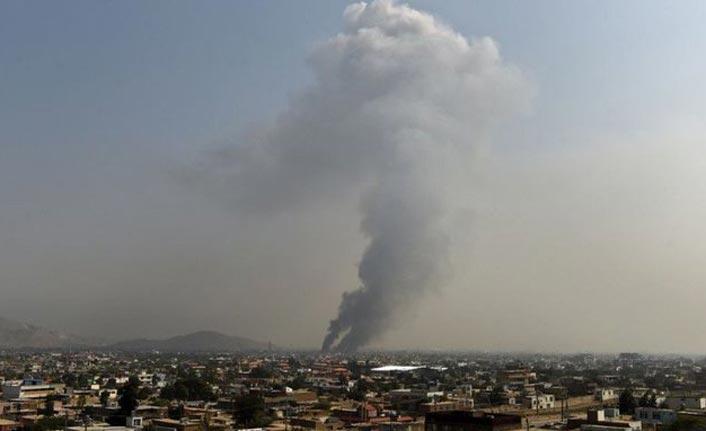Afganistan'da bir saldırı daha… Bu kez havadan vurdular: 30 ölü