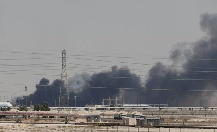 Aramco'ya SİHA saldırısına AB'den itidal çağrısı