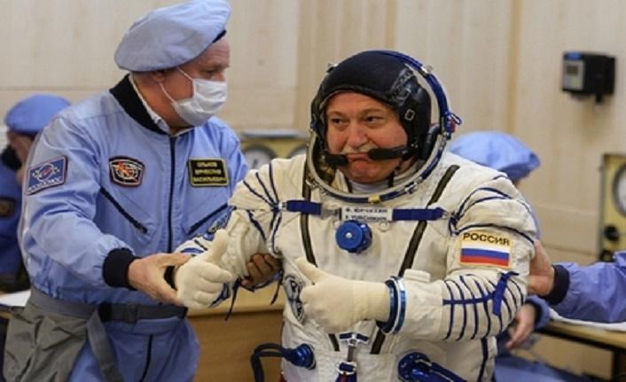 En deneyimli Rus astronotu işten uzaklaştırıldı