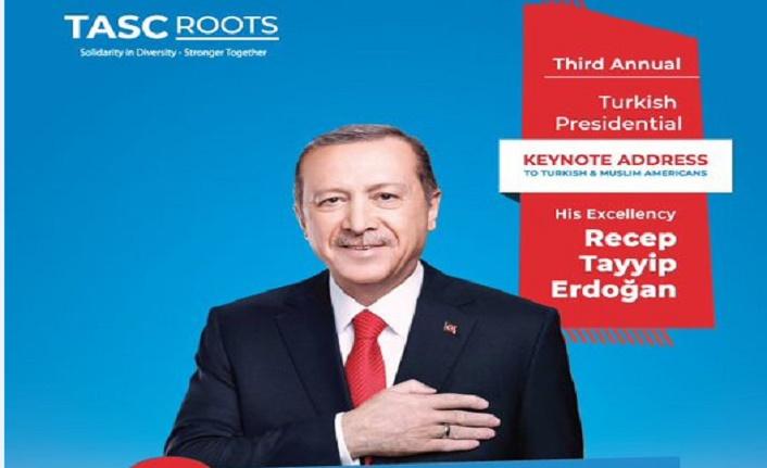 Erdoğan Amerika da Yaşayan Türklerle buluşacak